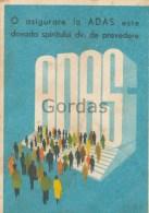 Romania - Pocket Calendar 1970 - ADAS - Advertise - Small : 1971-80