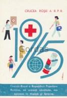 Romania - Pocket Calendar 1965 - Red Cross - Small : 1971-80