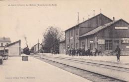 E9 - 51 - Marne - Gare Du Camp De Châlons (Mourmelon-le-Petit - N° 26 - Camp De Châlons - Mourmelon