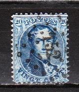 15A  Médaillon Dent. 12,5x13,5 - Oblit LP152 GOSSELIES - LOOK!!!! - 1863-1864 Médaillons (13/16)