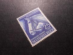 D.R.Mi 779 - 25+100Pf* - 1941 - € 4,00 - Ongebruikt