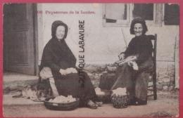 Paysanne De LOZERE---beau Plan - Unclassified