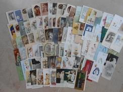 Images Religieuses - Lot De 100 - - Devotion Images