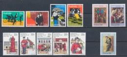Australië/Australia/Australie/Australien 1980 Mi: 720-728, 732-734 Yt:  (PF/MNH/Neuf Sans Ch/**)(2681) - 1980-89 Elizabeth II