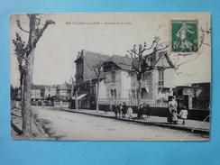 VILLERS-sur-MER Avenue De La Gare - Villers Sur Mer