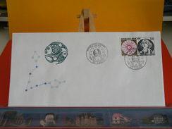 Marcophilie > Lettre > Sciences > Astronomie - Voyage Dans L'Univers, Club D'Astronomie - 20 Ajaccio 1994 - Astronomùia