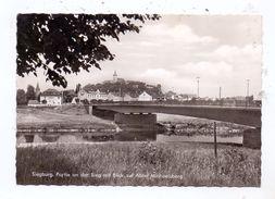 5200 SIEGBURG, Siegbrücke, Abtei, Belgische Militärpost, 1964 - Siegburg