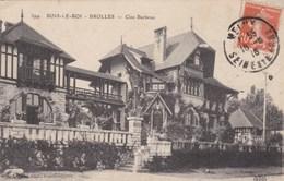 BOIS LE ROI - BROLLES - SEINE & MARNE - (77)  - CPA DE 1916. - Bois Le Roi