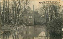 Dép 29 - Pouldergat - Le Manoir De Kerguelen - Le Pavillon Ou Naquit L'Amiral Du Couëdic - état - Other Municipalities