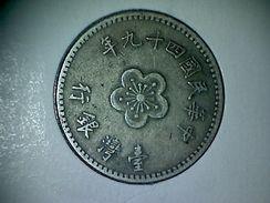 Taiwan 1 Yuan 1960 ( 49 ) - Taiwan
