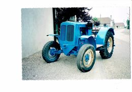 21 - Côte D´Or - VARANGES - N° 20 - M. Brullebaut - Restaurateur De Tracteurs - Tracteur Gros Plan Schlüter - Trattori