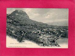 38 ISERE, GRENOBLE, La Tronche Et Le St Eynard, (Eug. Robert) - Grenoble