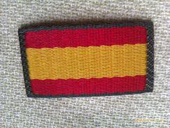 Parche Banderita. Ejército Español Actual - Escudos En Tela