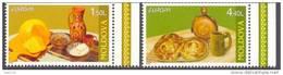 2005. Moldova, Europa 2005, 2v, Mint/** - Moldavie