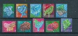 2011 Netherlands Complete Set Environment Used/gebruikt/oblitere - 1980-... (Beatrix)