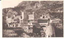 POSTAL  - MONACO   -EL PALACIO DEL PRINCIPE  (LE PALAIS DU PRINCEP ) - Palacio Del Príncipe