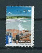 2010 Australia $1.50 Bay Of Fires Used/gebruikt/oblitere - 2010-... Elizabeth II