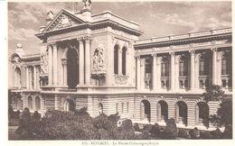 POSTAL  - MONACO   -MUSEO OCEANOGRAFICO  ( LE MUSÉE OCÉANOGRAPHIQUE ) - Museo Oceanográfico
