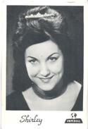 Shirley ( 2 X Scan) Promotiekaart (muziekgroep / Artiesten) - Artiesten