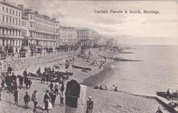 England Hastings Carlisle Parade & Beach