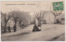 Châteauneuf Du Rhone  --  Le Faubourg - Sonstige Gemeinden