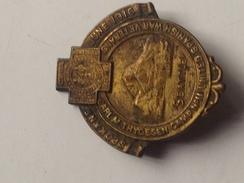 Medalla Guerra De Cuba. 1898-1902. España – Estados Unidos. 1916. Seattle. Veterano - Estados Unidos