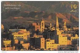PALESTINE(chip) - Bethlehem City, 10/99, Used - Palestine