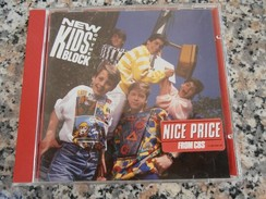 New Kids On The Block - CD 1986 - Rock