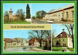 A5726 - Alte MBK Ansichtskarte - Groß Schönebeck - Gross Schoenebeck