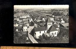 CONNANTRE Marne 51 : Vue Aérienne Centre Village - France