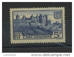 FRANCE- CARCASSONNE- N° Yvert 392** - France