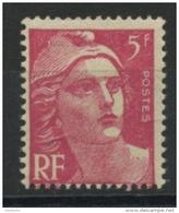 FRANCE -  M. DE GANDON - N° Yvert  719 A** - 1945-54 Marianne De Gandon