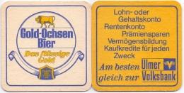 #D154-110 Viltje Gold Ochsen - Sous-bocks