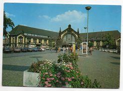 Allemagne--OSNABRUCK--OSNABRUECK--Hauptbahnhof (voitures) - Osnabrueck