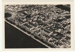 Small Card From Booklet * (9.5x6.5cm) * Figueira Da Foz * Vista Aérea Parcial - Coimbra