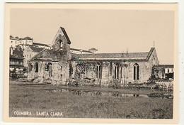 Small Photograph From Booklet * (9x6cm) * Coimbra * Santa Clara - Coimbra