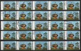 Germania Federale 2014: 25 Pz. N. Mi. 3081 - Usati