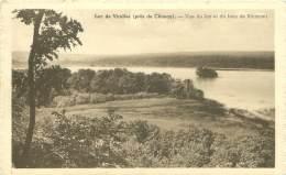 Lac De Virelles (près De CHIMAY) - Vue Du Lac Et Du Bois De Blaimont - Chimay