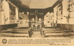TANCREMONT - Intérieur De La Chapelle - Pepinster