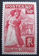 LOT DF/490 - 1938 - AIDE AUX FRANCAIS RAPATRIES D'ESPAGNE - N°401 NEUF* - Unused Stamps