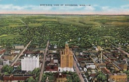 Minnesota Rochester Birds Eye View