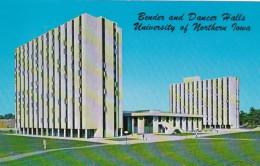 Iowa Cedar Falls Bender and Dancer Halls University Of Northern