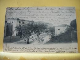 B10 4463 - 83 TOULON - LES CASERNES GOUVION SAINT CYR - EDIT. COUTURIER N° 11 - 1903 - ANIMATION MILITAIRES - Toulon