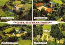 Kasteel Weldam - Warmelo - Huize Diepenheim - Nijenhuis - Goor - Goor