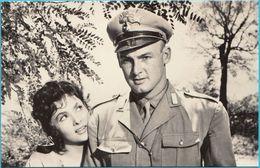 GINA LOLLOBRIGIDA  - Italy Film Actress * Old & Rare Photo From 1960's  ( Not Postcard ) - Actors