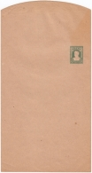 1910-EP-96 CUBA (LG-1226) 1910 NEWSPAPER 1c POSTAL STATIONERY ENRIQUE VILLUENDAS. FAJA DE PERIODICOS SIN DOBLAR. - Cuba