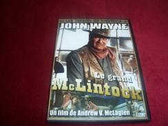 LE GRAND Mc Lintock  Avec John Wayne - Western/ Cowboy