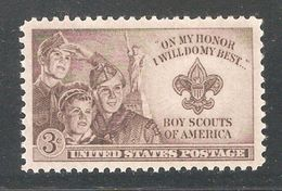 US 1950,Boy Scouts Issue,Sc 995,VF MNH** - United States