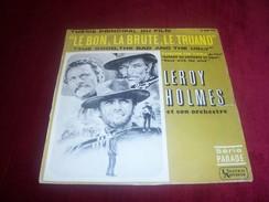 LEROY HOLMES  ° LE BON LA BRUTE LE TRUAND - Soundtracks, Film Music