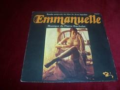 EMMANUELLE  MUSIQUE  DE PIERRE BACHELET - Soundtracks, Film Music